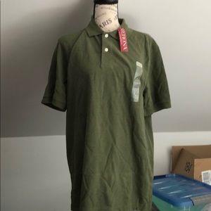 Men's polo shirt size M
